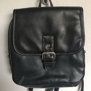 Handbags - Black backpack